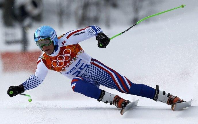 Россиянин Павел ТРИХИЧЕВ. Фото Reuters