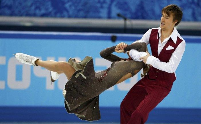 Сегодня. Сочи. Россиянин Руслан ЖИГАНШИН. Фото Reuters