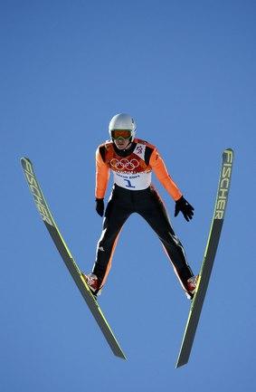 Россиянин Евгений КЛИМОВ. Фото Reuters