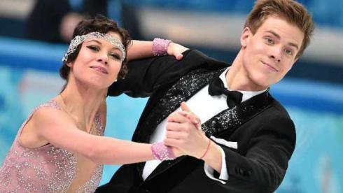Ильиных и Кацалапов - третьи после короткого танца