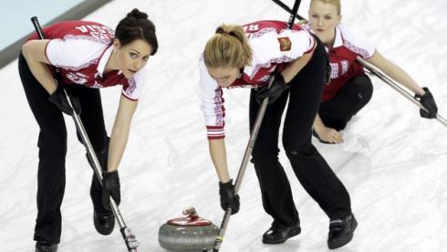 Сегодня. Сочи. Екатерина ГАЛКИНА, Маргарита ФОМИНА и Александра САИТОВА. Фото Reuters