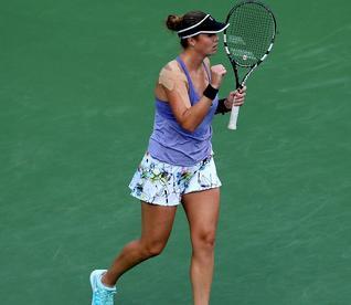 Клейбанова из-за простуды снялась с турнира в Майами
