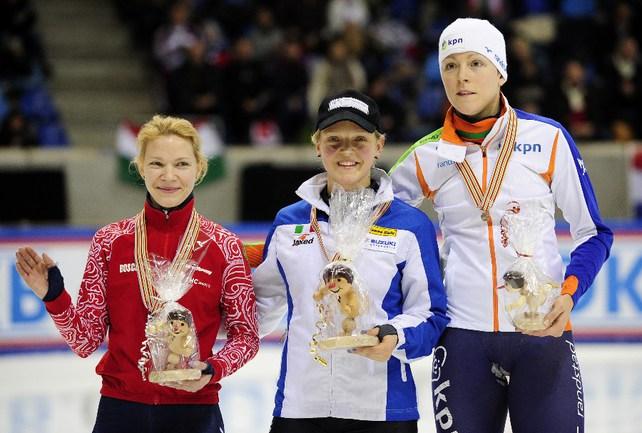 Россиянка Татьяна БОРОДУЛИНА. Фото AFP