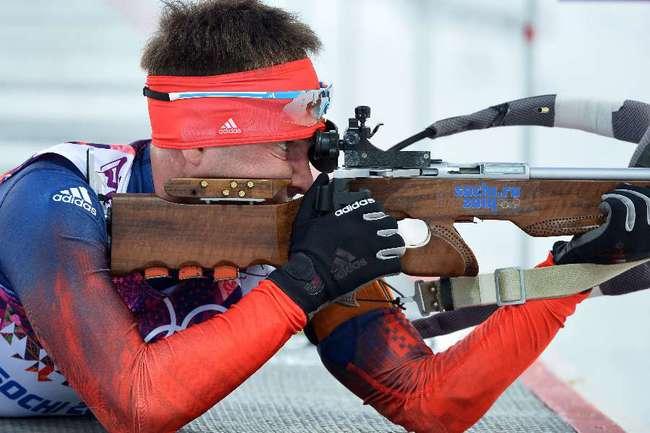 Россиянин Евгений ГАРАНИЧЕВ. Фото AFP