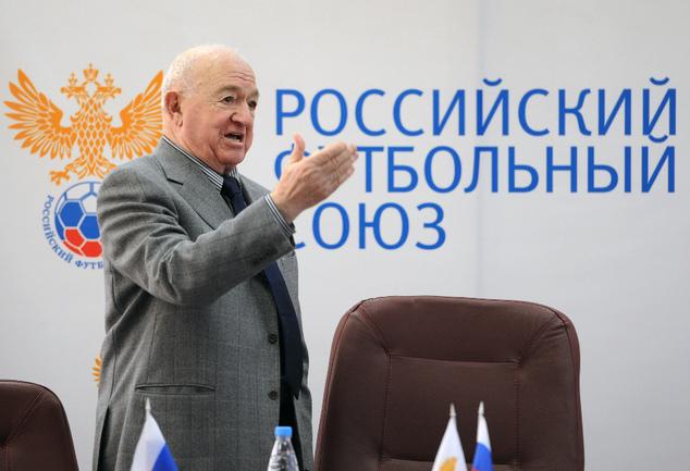 Вице-президент РФС Никита СИМОНЯН. Фото Александр ФЕДОРОВ, «СЭ»