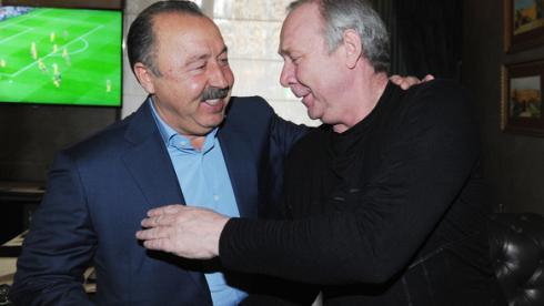 Романцев и Газзаев говорят начистоту!
