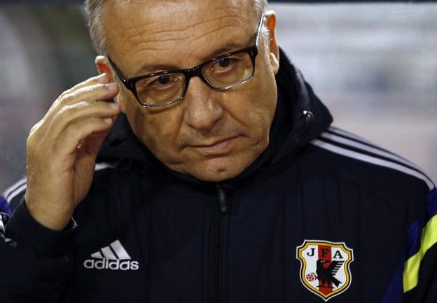 Главный тренер сборной Японии Альберто ДЗАККЕРОНИ Фото Reuters