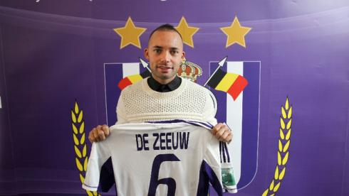 Де Зеув стал отцом