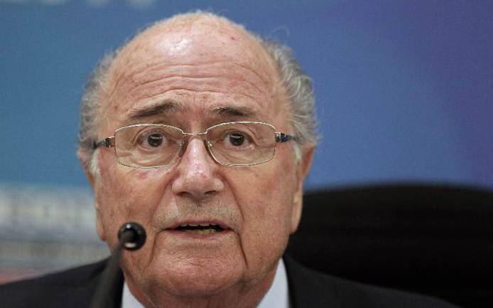 Президент ФИФА Йозеф БЛАТТЕР Фото Reuters