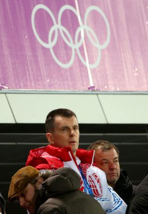 Президент СБР Михаил ПРОХОРОВ. Фото ТАСС