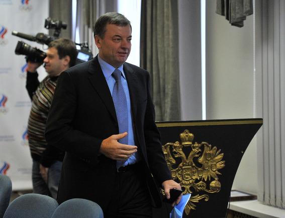 Исполнительный директор СБР Сергей КУЩЕНКО. Фото Алексей ИВАНОВ, «СЭ»