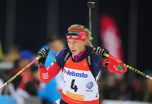 Двукратная олимпийская чемпионка Ольга ЗАЙЦЕВА. Фото Антон СЕРГИЕНКО, «СЭ»
