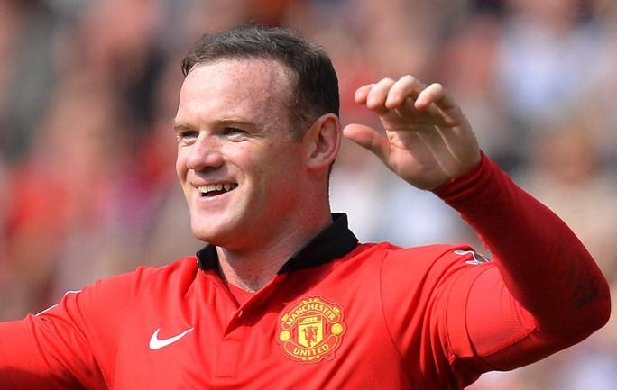 """Нападающий """"Манчестер Юнайтед"""" Уэйн РУНИ Фото AFP"""