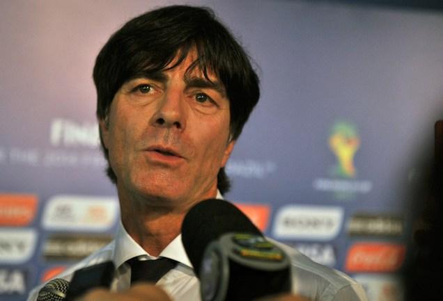 Главный тренер сборной Германии Йоахим ЛЕВ Фото AFP