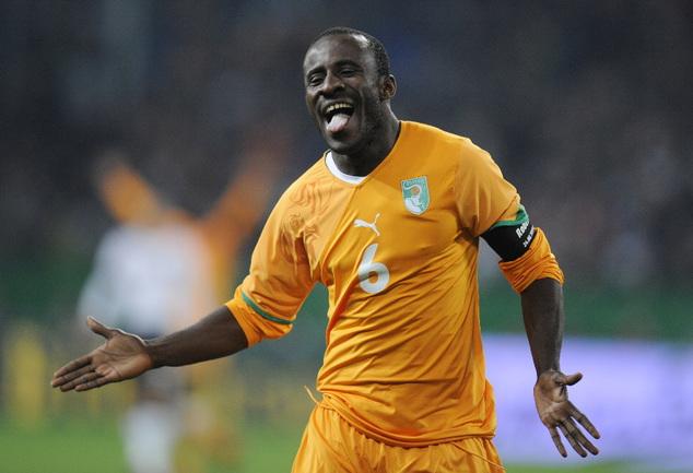 Болельщики больше не увидят Сейду ДУМБЬЯ в форме сборной Кот-д'Ивуара. Фото AFP
