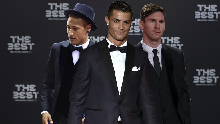 Кто станет лучшим игроком года по версии ФИФА? LIVE! Фото «СЭ»