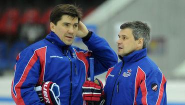 Никитин— самый загадочный тренер современной КХЛ. Система его игры оказалась ЦСКА неподуше даже строфеями