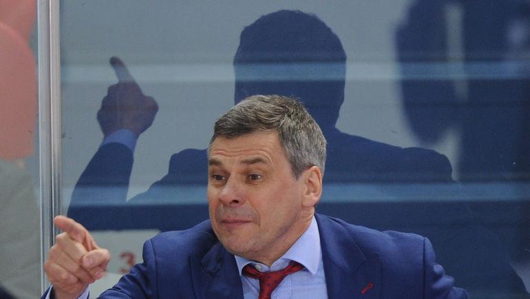"Дмитрий КВАРТАЛЬНОВ. Фото Александр ФЕДОРОВ, ""СЭ"""