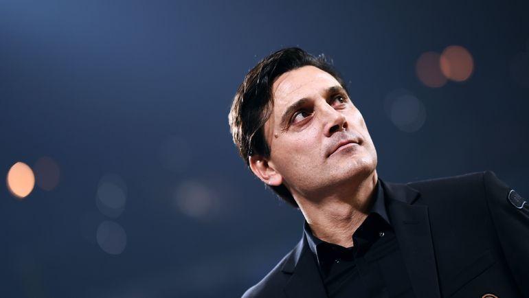 Винченцо МОНТЕЛЛА. Фото AFP