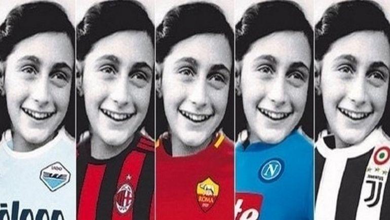 Футболист лацио нацист