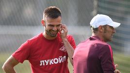 Марко ПЕТКОВИЧ и Массимо КАРРЕРА.
