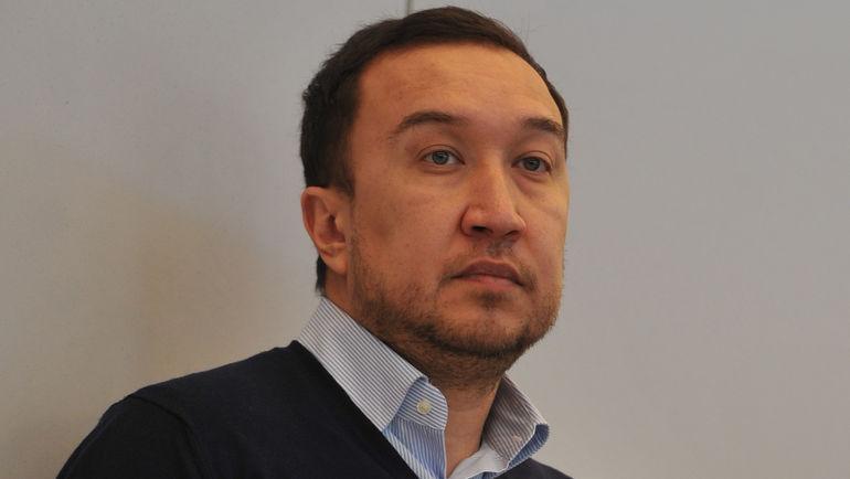 """Марко ТРАБУККИ. Фото Александр ФЕДОРОВ, """"СЭ"""""""