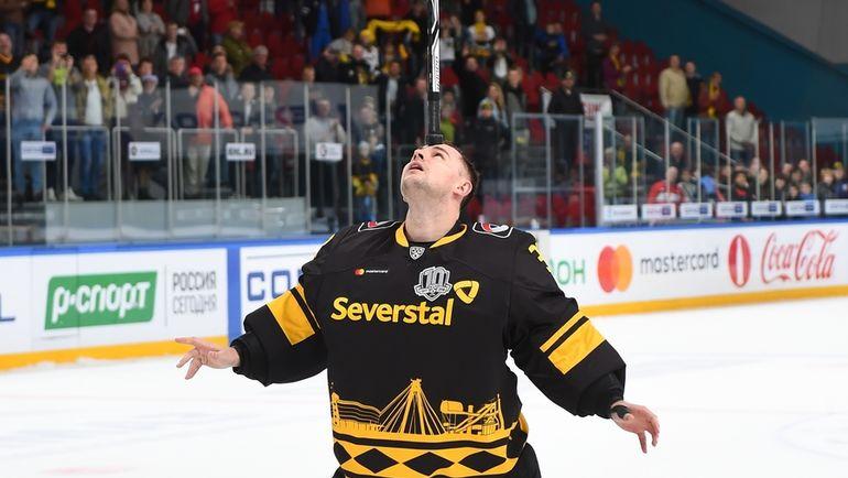 Юлиус ГУДАЧЕК. Фото Александр КОРККА, photo.khl.ru