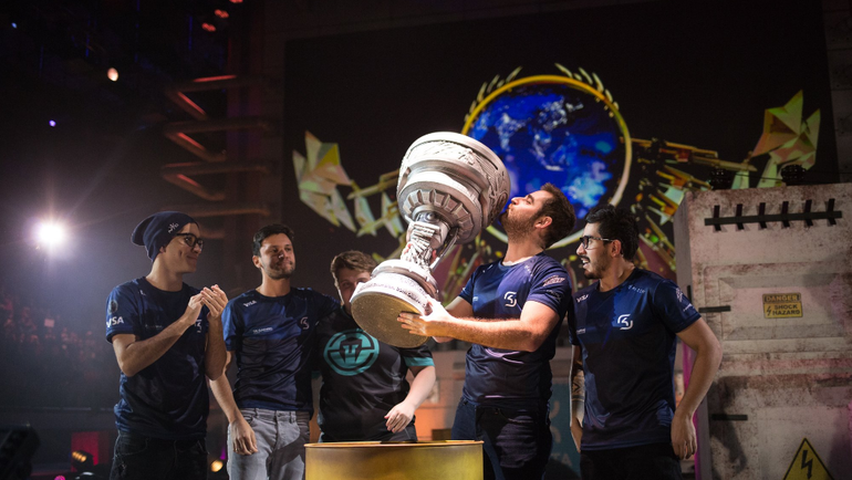 SK Gaming. Фото EPICENTER