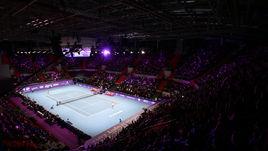 Санкт-Петербург - один из фаворитов в борьбе за право принимать у себя итоговый чемпионат WTA, начиная с 2019 года.
