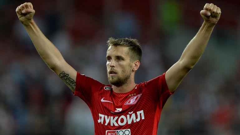 Дмитрий Комбаров: «Спартак» «раскачается» к весеннему дерби с «Локомотивом»