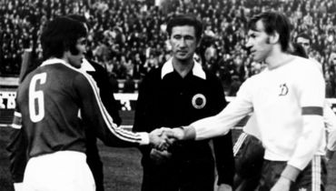 Евгений ЛОВЧЕВ (слева). Фото из архива Евгения Ловчева