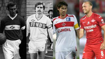 От Старостина до Глушакова: 20 золотых капитанов