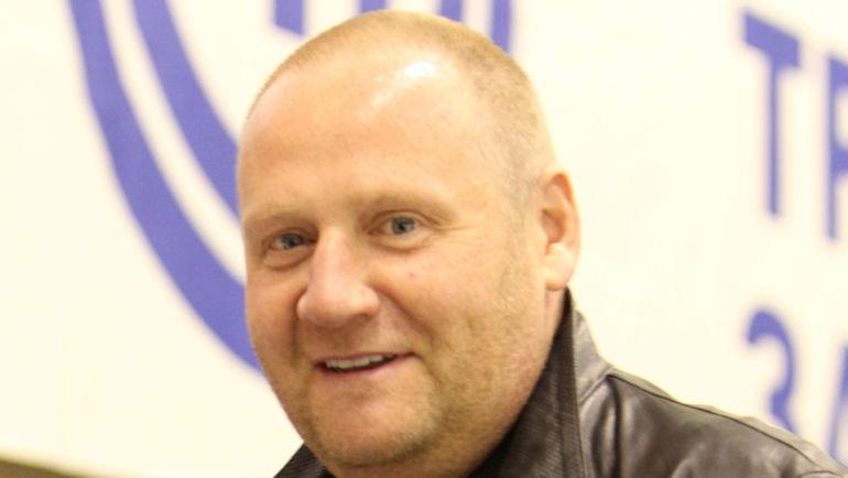 Сергей ГОМОЛЯКО. Фото Игорь ЗОЛОТАРЕВ