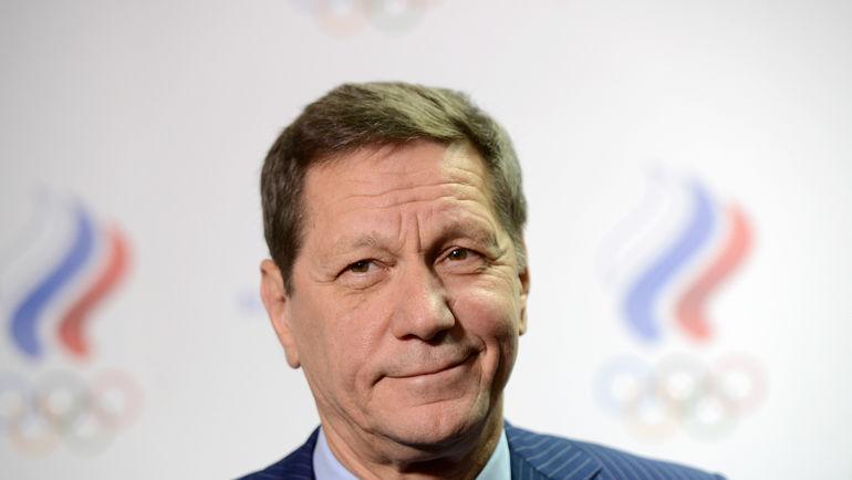 Президент ОКР Александр ЖУКОВ. Фото Наталья ПАХАЛЕНКО, ОКР
