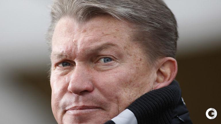 Олег БЛОХИН.