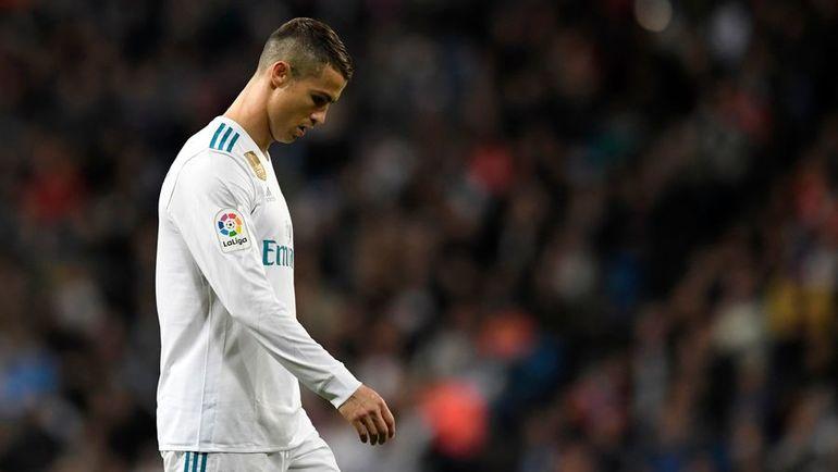 """Воскресенье. Мадрид. """"Реал"""" - """"Лас-Пальмас"""" - 3:0. Криштиану РОНАЛДУ (№7). Фото AFP"""