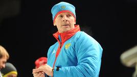 Февраль 2014 года. Сочи. Александр ЗУБКОВ.