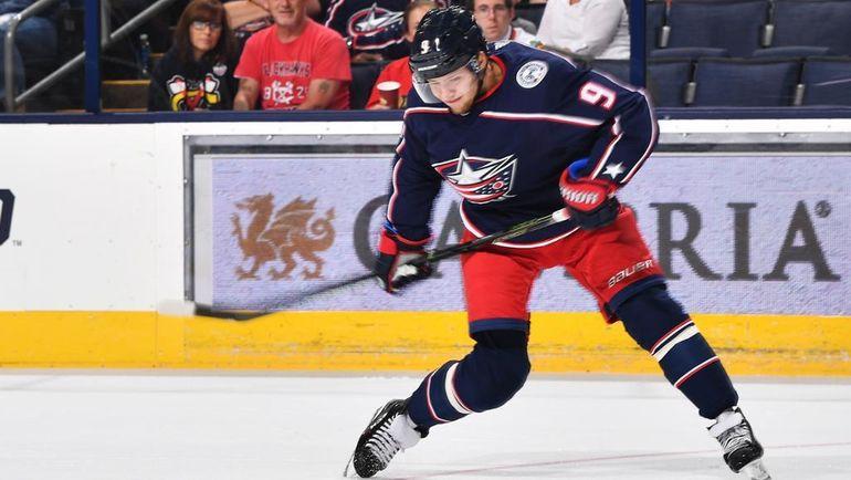 Артемий ПАНАРИН. Фото NHL.com