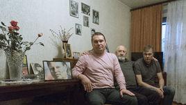 Александр МАРТЫНЕНКО, Сергей САРСАНИЯ и Владимир ТУНКИН (слева направо).