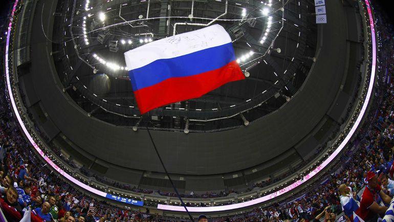 Выступит ли сборная России на Олимпиаде в Пхенчхане? Фото REUTERS