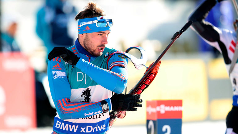 У Антона ШИПУЛИНА другой Олимпиады после Пхенчхана может и не быть. Фото REUTERS