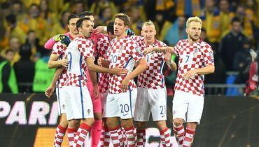 Сборная Хорватии готовится к встрече с Грецией. Фото AFP