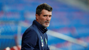 Помощник главного тренера сборной Ирландии Рой КИН. Фото Reuters