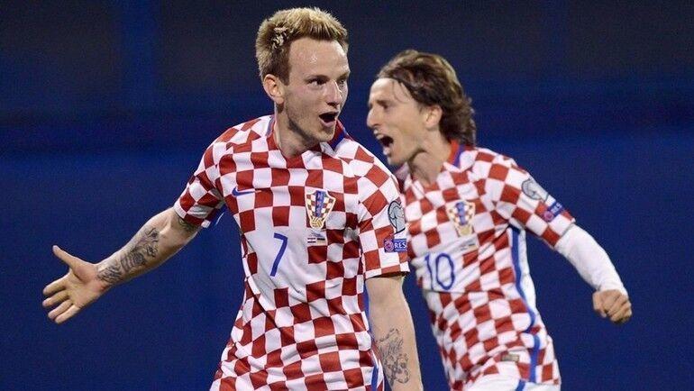 Хорватия vs Греция.
