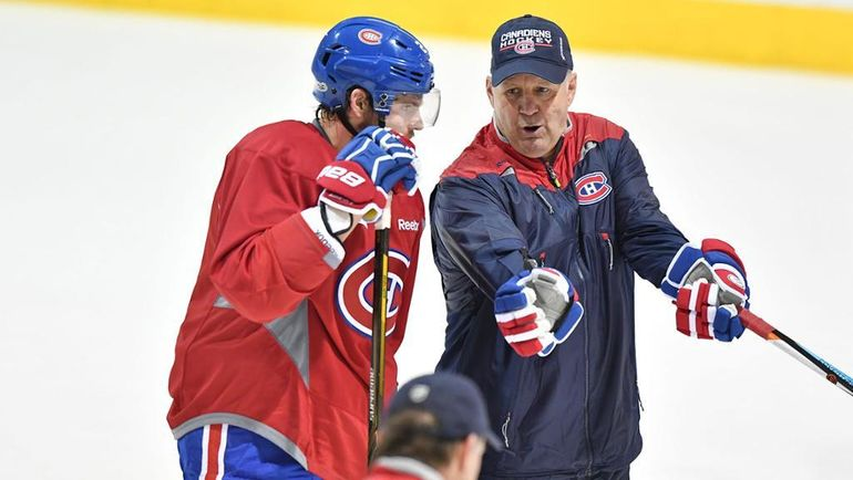 Алекс ГАЛЬЧЕНЮК (слева) и Клод ЖЮЛЬЕН. Фото NHL