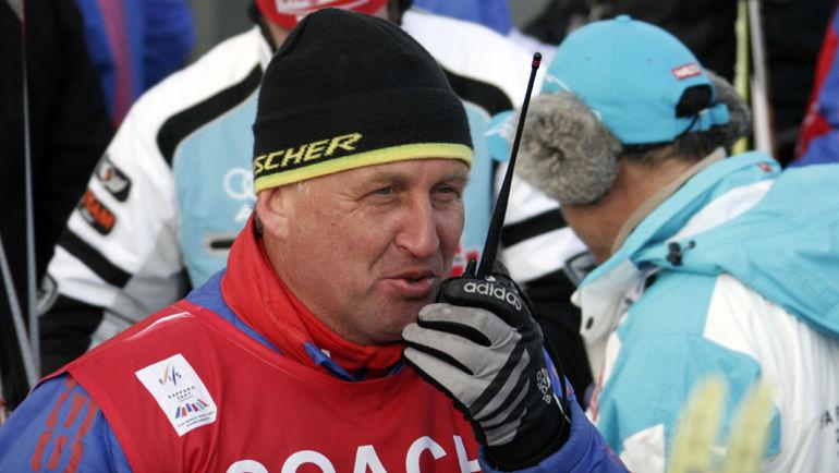 Юрий БОРОДАВКО. Фото И.Исаев/skisport.ru