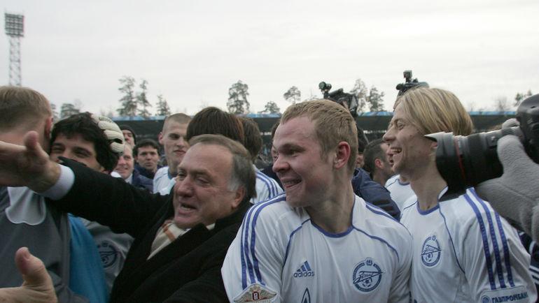 Дик АДВОКАТ и Александр АНЮКОВ. Фото Александр ВИЛЬФ