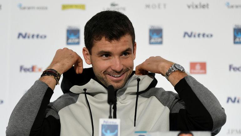 Федерер обыграл Сока настарте Итогового турнира ATP встолице Англии