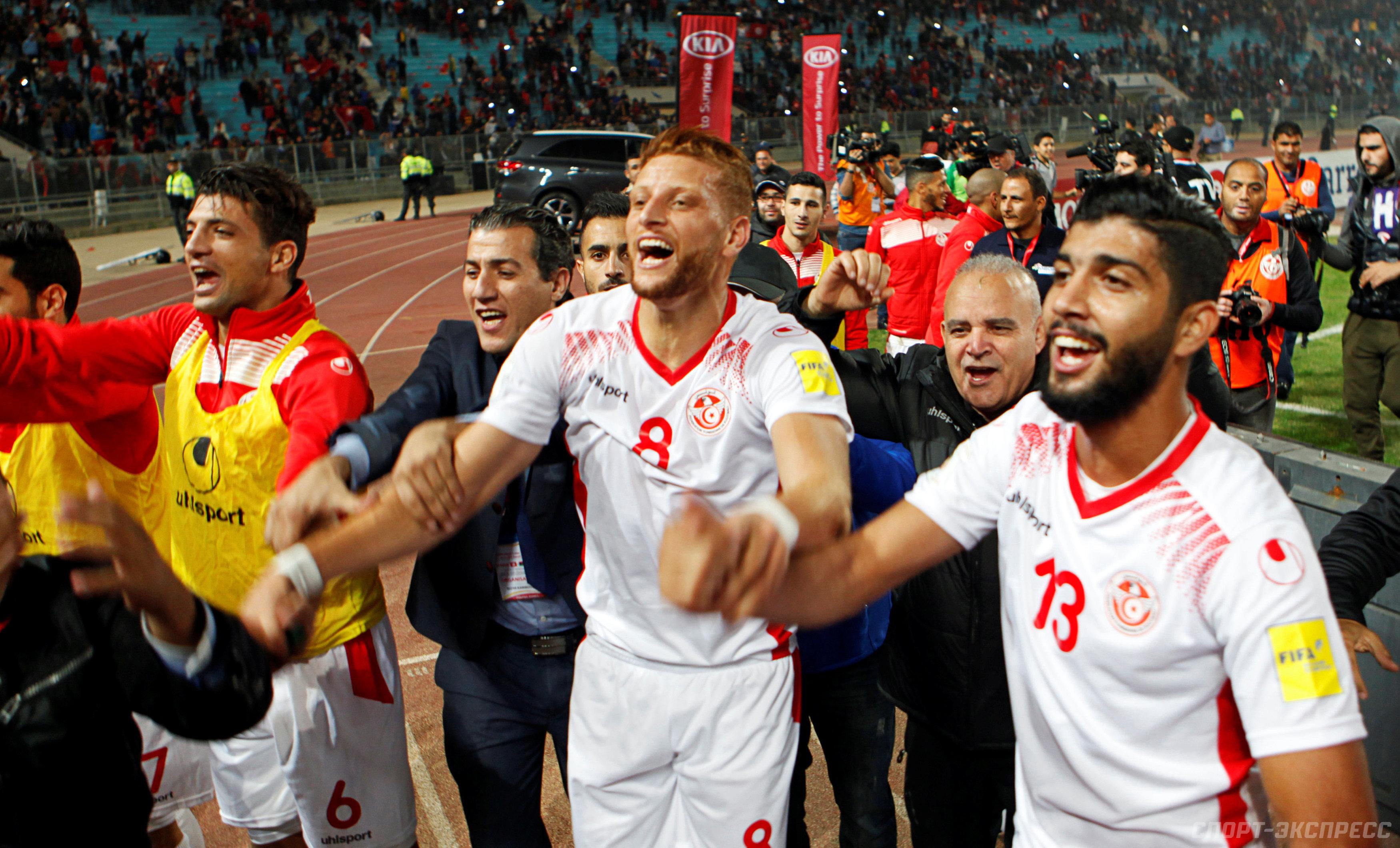 Сборная туниса по футболу картинки