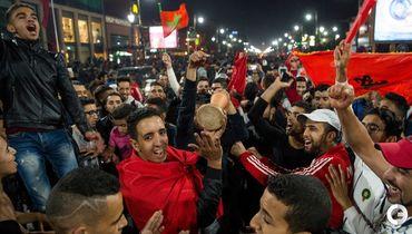 Марокко празднует. От теплового удара до погрома